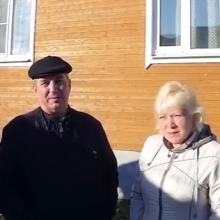 Сергей и Людмила Половниковы