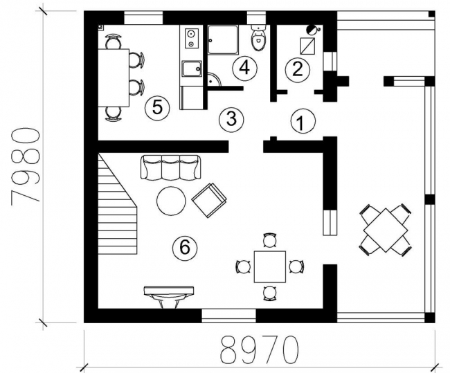 Проект КД-606