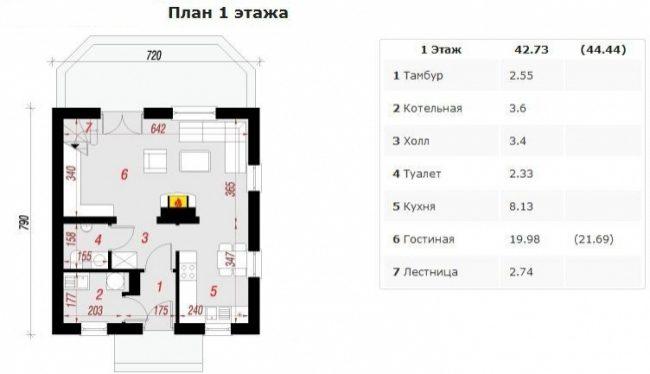Проект КД-244