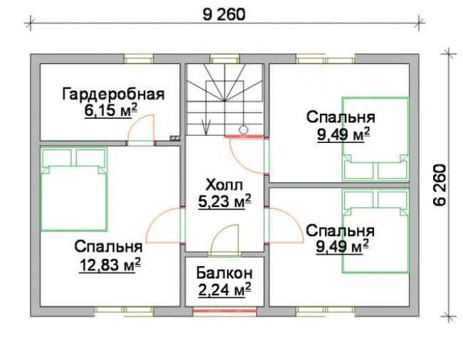 Проект КД-705